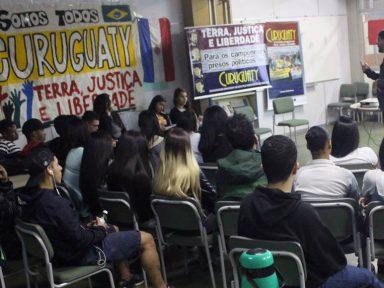 """""""Curuguaty, o combate paraguaio por terra, justiça e liberdade"""" será  lançado nesta quinta em Assunção"""