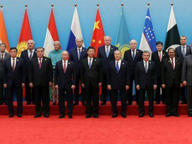 China reúne Rússia, Índia, Irã e Paquistão pela cooperação