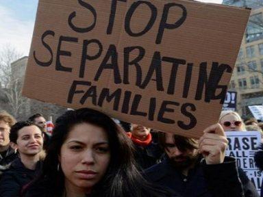 """""""EUA deve parar de separar os imigrantes dos filhos"""", exige ONU"""