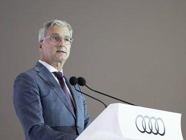 Presidente da Audi é preso pela fraude dos testes de poluição