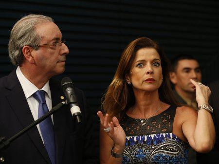TRF-4 condena mulher de Eduardo Cunha