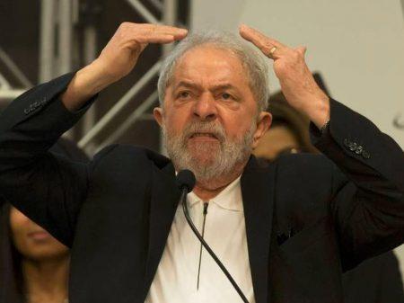 Após 100 dias preso por roubo, Lula repete as mesmas mentiras
