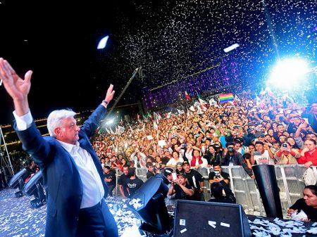 """México: """"Minha  principal missão  vai ser erradicar a corrupção e a impunidade"""", diz Obrador"""