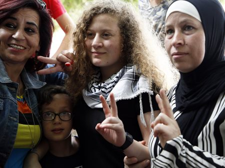 Palestina Tamimi está livre!