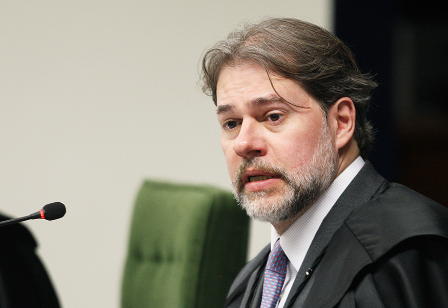 Toffoli tenta neutralizar Bolsonaro e Moro