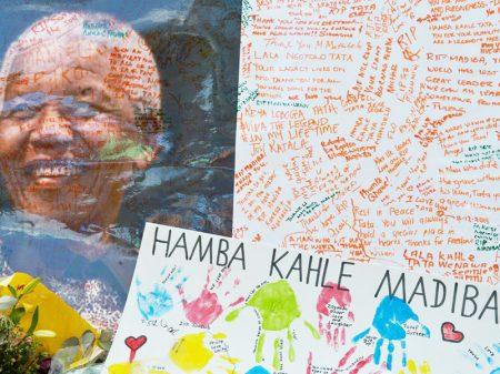 Há 1 século nascia Madiba!