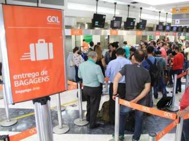 Gol aumenta preço da bagagem em 66,67%