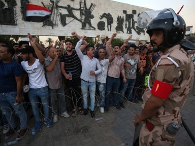 Iraque: 3 mortos em protestos contra desemprego e corrupção