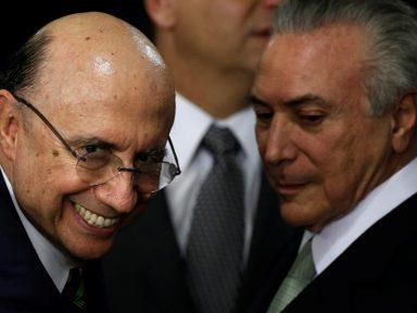 """""""Tenho muito respeito pelo Meirelles"""", diz Lula em vídeo divulgado pelo ex-ministro de Temer"""