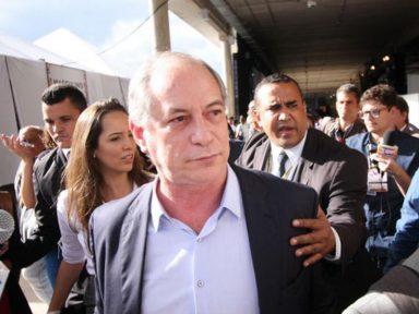 Governo Temer ameaça partidos que apoiarem Ciro