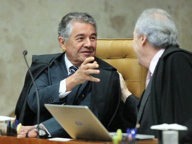 Contrário à prisão em segunda instância, Marco Aurélio solta até vice de Fernandinho Beira-Mar