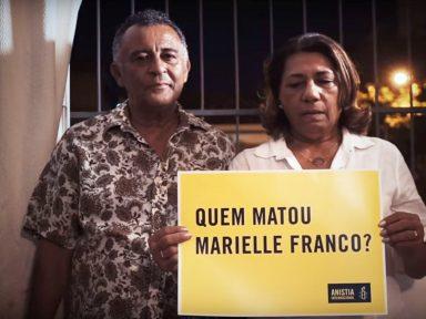 Pais de Marielle cobram respostas de investigação sobre assassinato