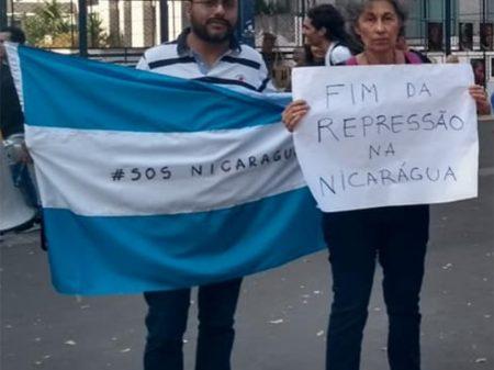 """Nicarágua: """"Marcha das Flores exigiu desarme de paramilitares"""""""