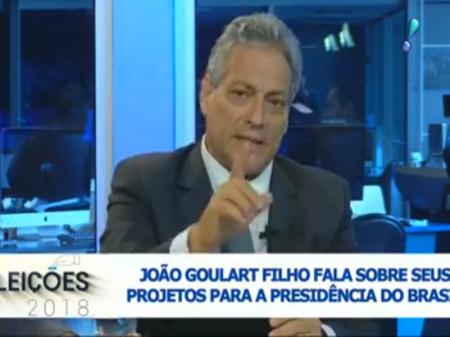 'Engessamento dos gastos sociais por 20 anos é criminoso', diz João Goulart