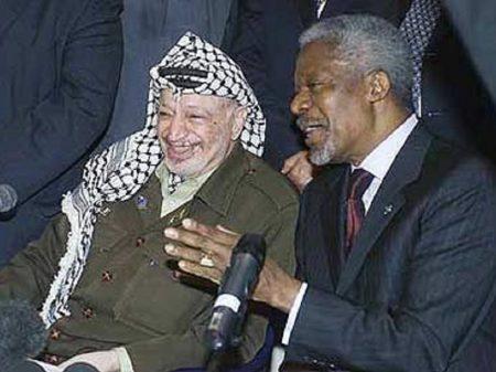 Annan, ex-secretário-geral da ONU, se contrapôs à invasão do Iraque pelos EUA