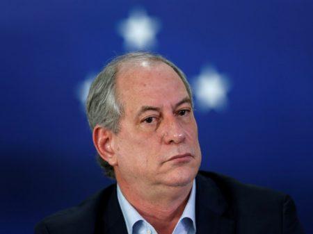 Ciro Gomes no Jornal Nacional