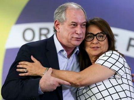 PDT anuncia Kátia Abreu como candidata a vice de Ciro