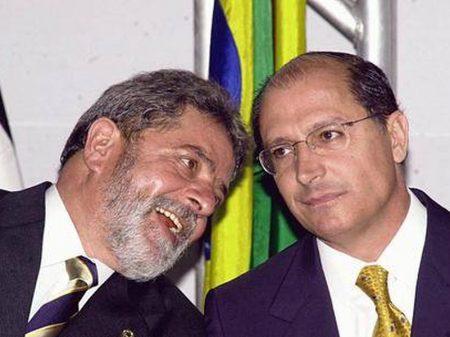 Candidato de Lula é o Alckmin