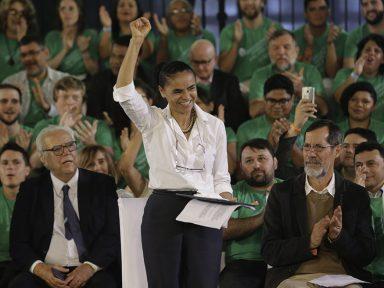 Dilma e Temer são 2 faces da mesma moeda, afirma Marina