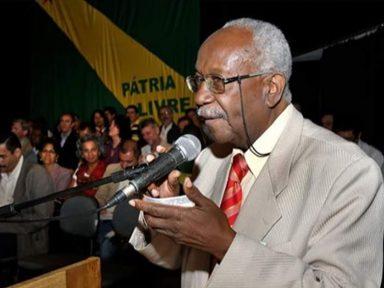 Movimento Negro celebra 92 anos de Eduardo de Oliveira