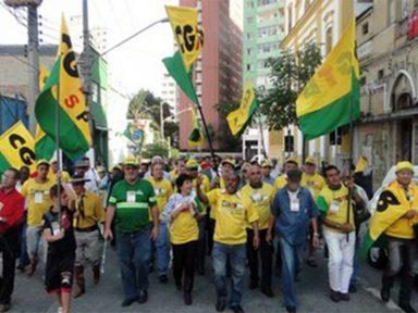 """CGTB denuncia manipulação pró Lula do """"Dia do Basta"""""""