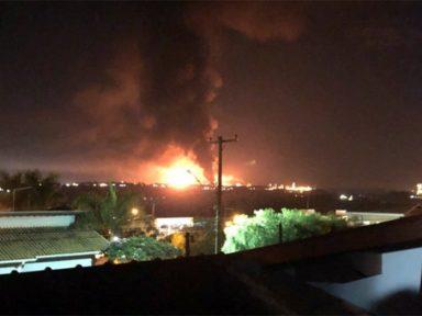 Desinvestimento cobra seu preço: explosão em Paulínia, a maior refinaria do país
