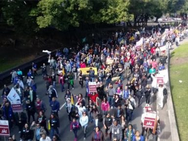 """Marchezan quer cortar direitos conquistados há anos"", denunciam servidores de Porto Alegre"