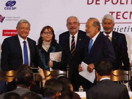 Obrador diz a cientistas que seu governo terá compromisso com a Ciência