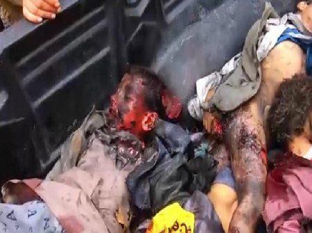 Com bombas dos EUA, Arábia Saudita ataca ônibus escolar. 35 crianças iemenitas assassinadas.