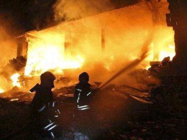 Mortos na explosão do depósito de armas de terroristas na Síria sobem para 69