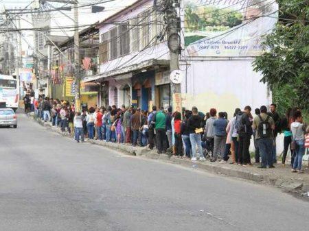 IBGE: 4,8 milhões desistiram de procurar emprego