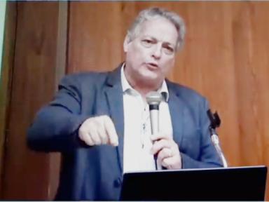 """João Goulart Filho: """"tirem as mãos da Petrobrás!"""""""