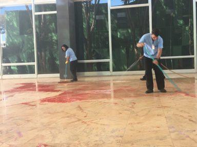 Lulistas voltam a promover atos de vandalismo contra o STF