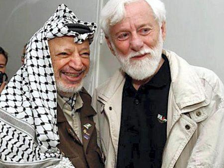 Avnery, o israelense campeão da paz justa com o povo palestino