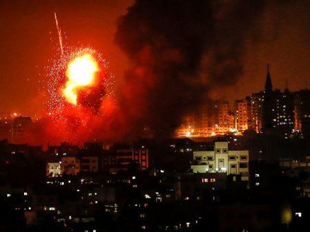 Bombardeio israelense à Faixa de Gaza assassina Palestina grávida e filha
