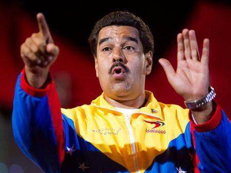 """Maduro reconhece """"fracasso nos  modelos produtivos"""" que adotou"""