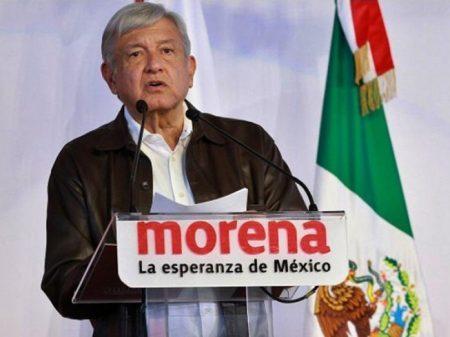 """Obrador anuncia """"mudança radical"""" com combate à corrupção e estímulo à produção nacional"""