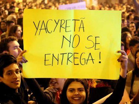 A nova entrega de Yaciretá e a luta pela soberania do Paraguai