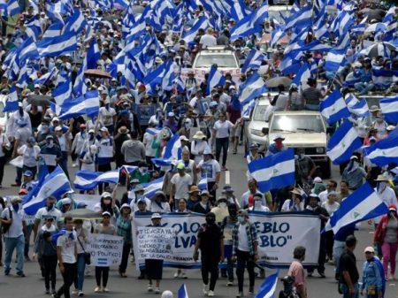 Ortega persegue organização de DH para esconder assassinatos