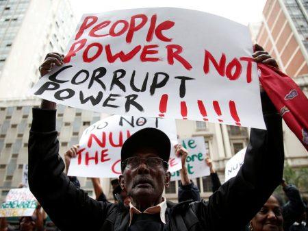 África do Sul investiga  corrupção que levou o Estado a perder causas