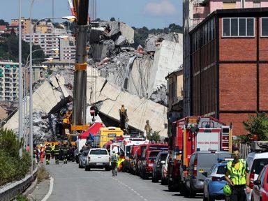 Descaso da gestão privada com a ponte levou à tragédia de Gênova