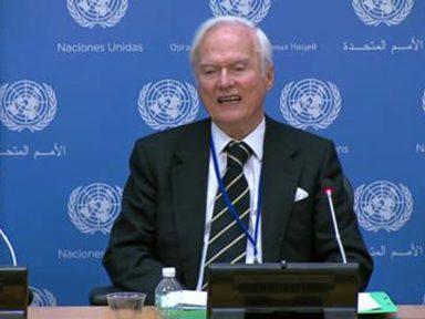 Relator da ONU considera ilegais sanções dos EUA contra o Irã