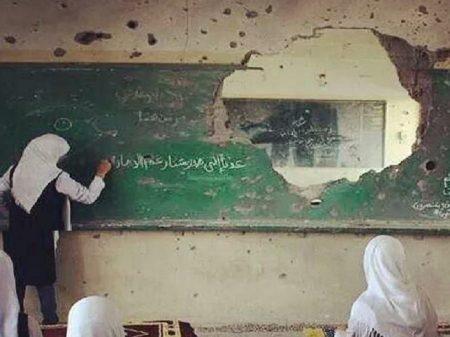 Palestina está entre os índices mais altos do mundo em alfabetização