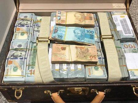 Polícia Federal retém dinheiro suspeito da ditadura da Guiné Equatorial
