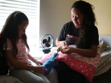 As famílias migrantes nos EUA e seus grandes traumas