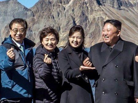 Sucesso de Kim com os sul-coreanos provoca chilique na BBC