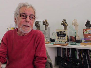 Cultura brasileira perde o cineasta Carlos Cortez