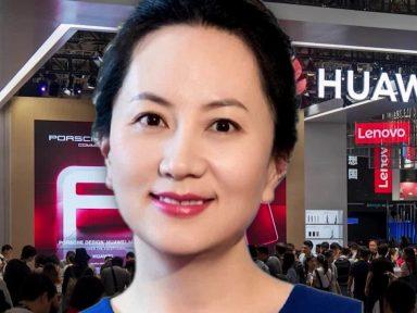 """China a embaixador dos EUA:  prisão de Meng """"viola direitos da cidadã chinesa"""""""