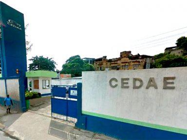 Terceirizados da Cedae param por pagamento de benefícios e 13º salário
