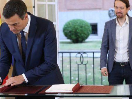 Governo espanhol decide elevar o Salário Mínimo em 22%
